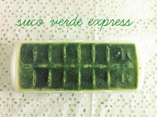 suco verde express